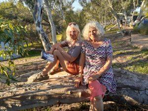 Vera Ross <br /> & Yvonne Innes